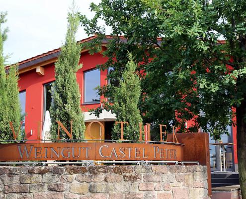 Pauls Event-Vinothek am Weingut Castel Peter